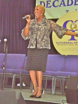 Gospel Singer/jazz Singer | Riverside, CA | Gospel Singer | Photo #5