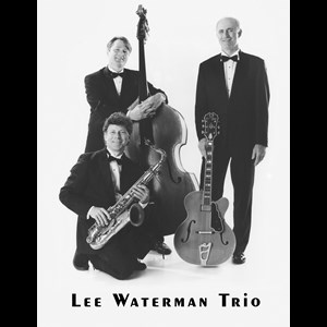 Oregon Jazz Trio | Lee Waterman Trio
