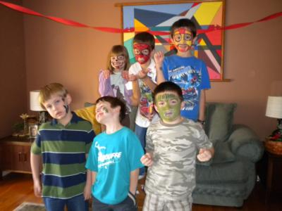 Mighty Fine Face Design, Inc. | Downers Grove, IL | Face Painting | Photo #20
