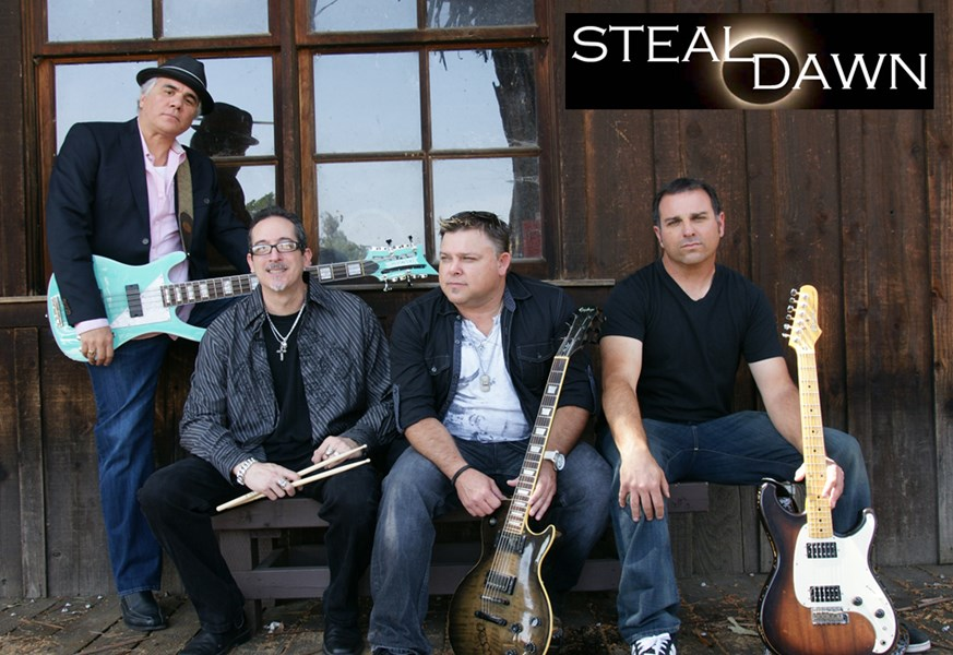 Steal Dawn - Top 40 Band - Carlsbad, CA