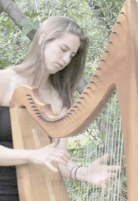 Amelia Romano | San Francisco, CA | Harp | Photo #1