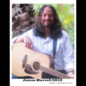 James Marvell Formerly Of Mercy - Acoustic Guitarist - Tampa, FL