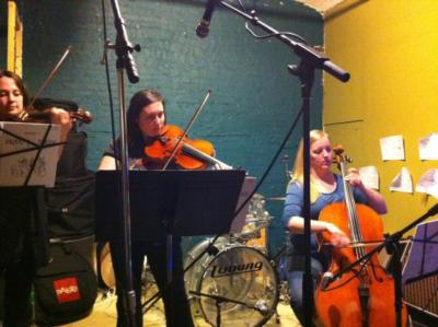 Helvetica String Trio | Brooklyn, NY | Classical Trio | Photo #9