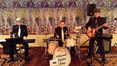 Hollywood Rhythm Kings Trio | Los Angeles, CA | Jazz Trio | Photo #3