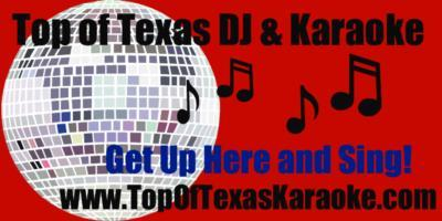 Top of Texas DJ & Karaoke Services