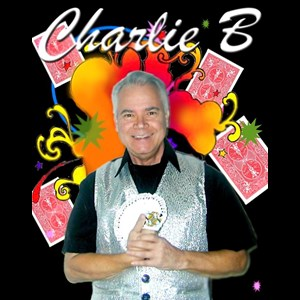 Loris Magician | Charlie B, The Magic Man