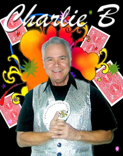 Charlie B, The Magic Man - Magician - Myrtle Beach, SC