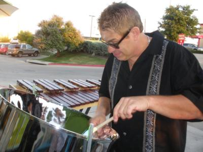 John Skoczen Steel Drummer | Del Valle, TX | Steel Drum | Photo #6