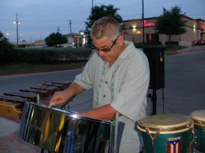 John Skoczen Steel Drummer | Del Valle, TX | Steel Drum | Photo #10