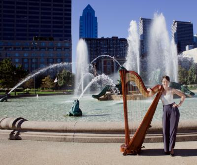 Elizabeth Morgan-Ellis | Philadelphia, PA | Harp | Photo #7