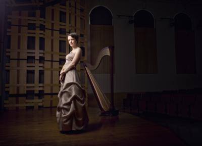 Elizabeth Morgan-Ellis | Philadelphia, PA | Harp | Photo #5