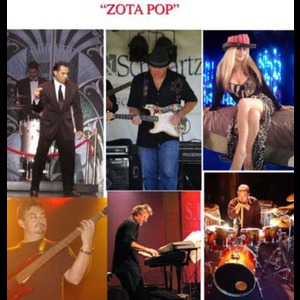 Zota Pop - Top 40 Band - Tarzana, CA