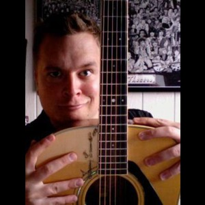 Colorado Springs Folk Singer | Stephan Hume