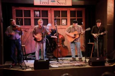 West End String Band | Greenville, SC | Bluegrass Band | Photo #7