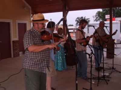 West End String Band | Greenville, SC | Bluegrass Band | Photo #6