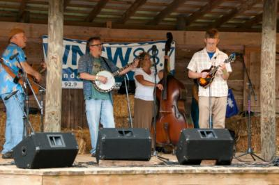 West End String Band | Greenville, SC | Bluegrass Band | Photo #1
