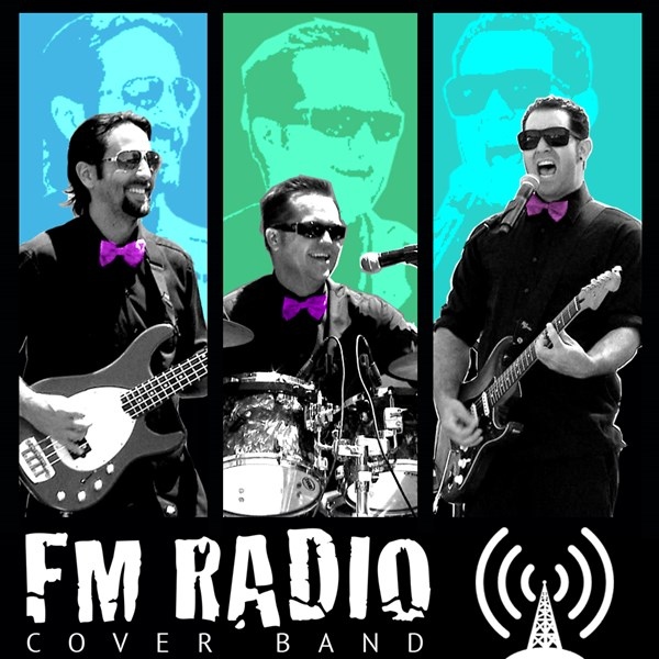 FM Radio - Cover Band - La Crescenta, CA