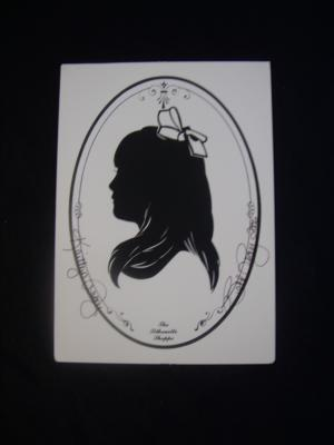 The Silhouette Shoppe | Richmond Hill, GA | Silhouette Artist | Photo #5