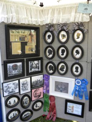 The Silhouette Shoppe | Richmond Hill, GA | Silhouette Artist | Photo #2