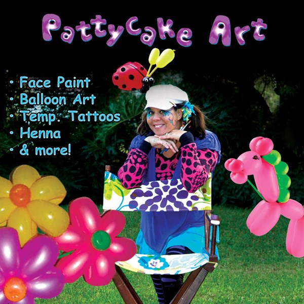 Parties By Pattycake Art - Face Painter - Palm City, FL