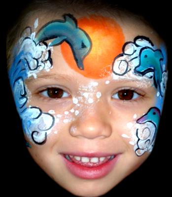 Face Painting By Pattycake Art | Jupiter, FL | Face Painting | Photo #2