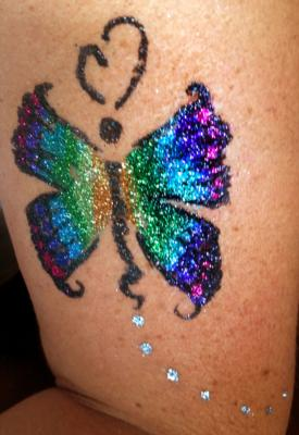 Face Painting By Pattycake Art | Jupiter, FL | Face Painting | Photo #6