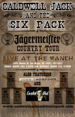 Caldwell Jack & The Six Pack | Los Angeles, CA | Country Band | Photo #7