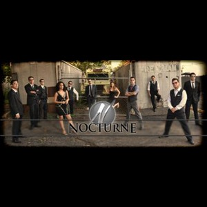 Wayne Wedding Band | Nocturne