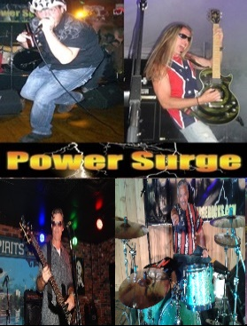 Power Surge - Variety Band - Lake Wales, FL
