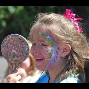 Bellevue Face Painter | Jacqueline Brulotte