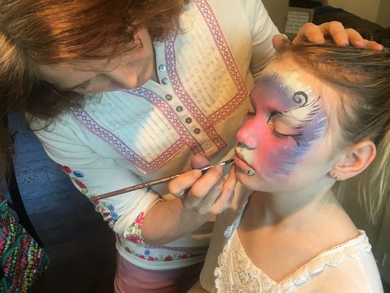 Jacqueline Brulotte - Face Painter - Seattle, WA