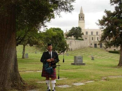 Chris Carson | Canyon Country, CA | Bagpipes | Photo #10
