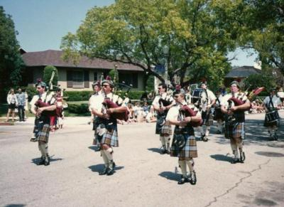 Chris Carson | Canyon Country, CA | Bagpipes | Photo #15