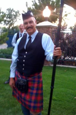 Chris Carson | Canyon Country, CA | Bagpipes | Photo #11