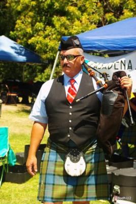 Chris Carson | Canyon Country, CA | Bagpipes | Photo #16