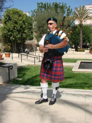 Chris Carson | Canyon Country, CA | Bagpipes | Photo #14