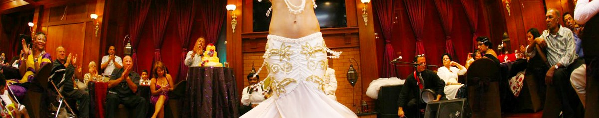 The Kalilah Naia Belly Dance Show!