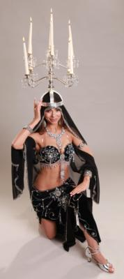 Sparkle with Kalilah Naia! | New York, NY | Belly Dancer | Photo #10