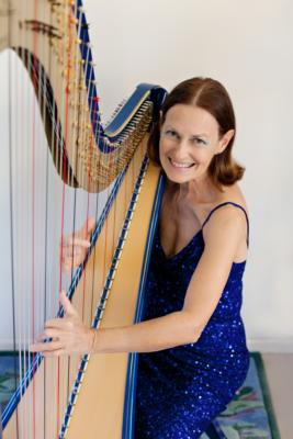 Harpist, Adele Stinson | San Jose, CA | Harp | Photo #1