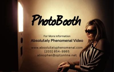 Absolutely Phenomenal Media Services | Norwalk, CT | Photo Booth Rental | Photo #1