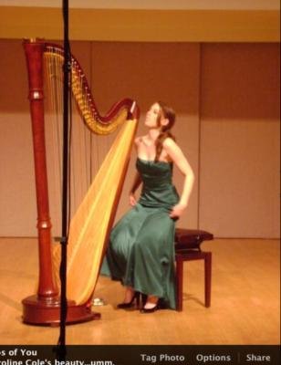 Caroline Cole, Harp | New York, NY | Harp | Photo #6