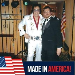 Rock Hill, SC Elvis Impersonator | Joe 'Elvis' Borelli