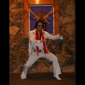 Hunter Elvis Impersonator | Joe 'Elvis' Borelli