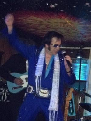 Joe 'Elvis' Borelli | Woodstock, NY | Elvis Impersonator | Photo #21