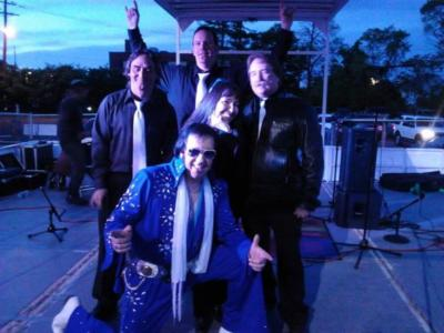 Joe 'Elvis' Borelli | Woodstock, NY | Elvis Impersonator | Photo #22