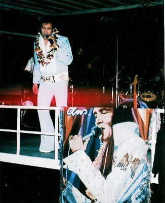 Joe 'Elvis' Borelli | Woodstock, NY | Elvis Impersonator | Photo #8