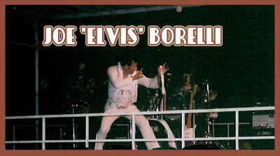 Joe 'Elvis' Borelli | Woodstock, NY | Elvis Impersonator | Photo #9