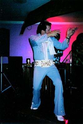 Joe 'Elvis' Borelli | Woodstock, NY | Elvis Impersonator | Photo #10