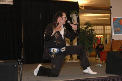 Joe 'Elvis' Borelli | Woodstock, NY | Elvis Impersonator | Photo #13