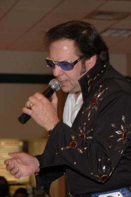 Joe 'Elvis' Borelli | Woodstock, NY | Elvis Impersonator | Photo #14